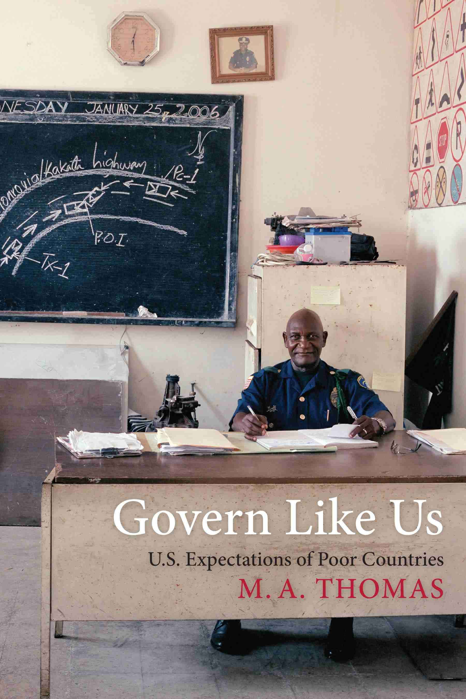 Cover of Govern Like Us